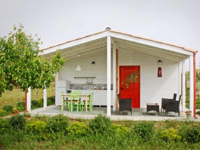 Farm Houses- Outdoors- AgriMaccari, Vendicari