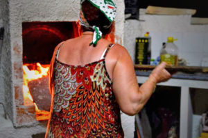 Cooking lessons - sicilian pizza
