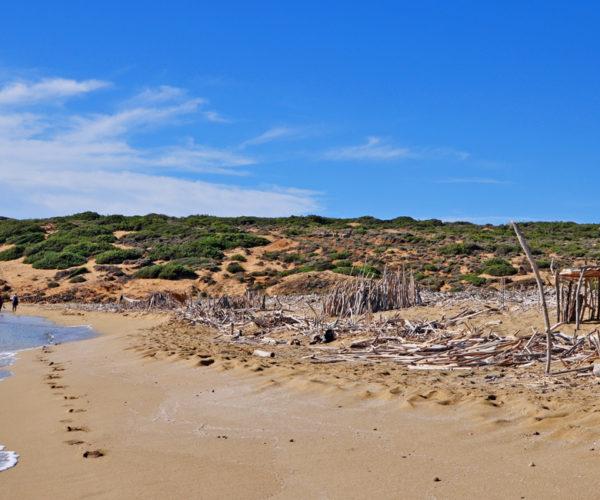 Vendicari reserve beach Frederique Voisin