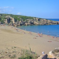 Calamosche beach, Vendicari