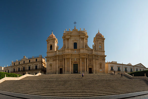 St Nicholas Cathedral Noto