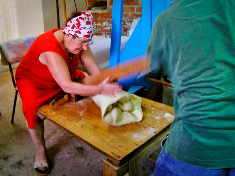 Lezioni di cucina - impara la cucina tradizionale con Nonna Pinnucia